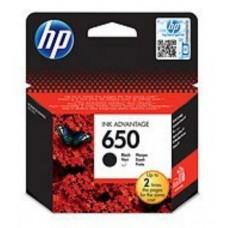 HP CZ101A Black Mürekkep Kartuş (650)